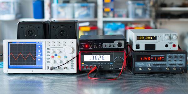 Calibraciones de equipos y sensores