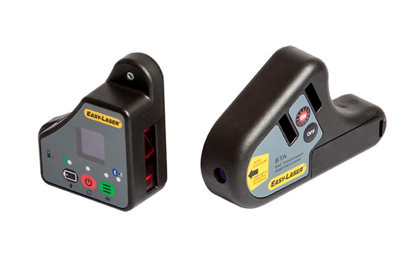 alineador de poleas Easy-Laser XT190