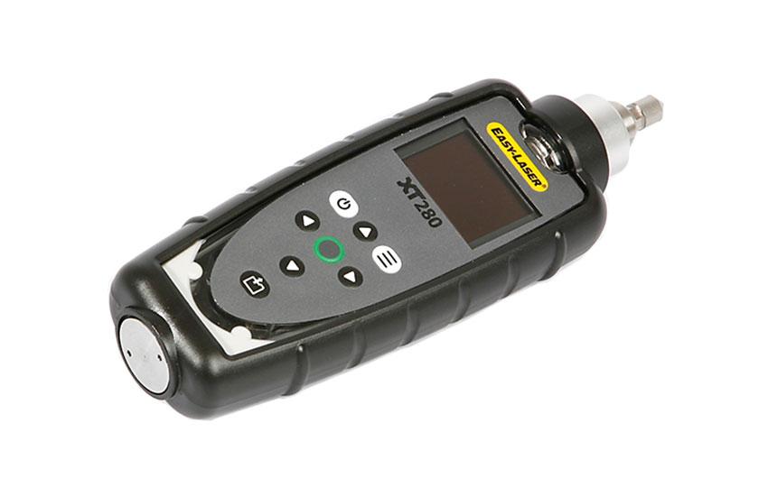 Medidor de vibraciones Easy-Laser XT280