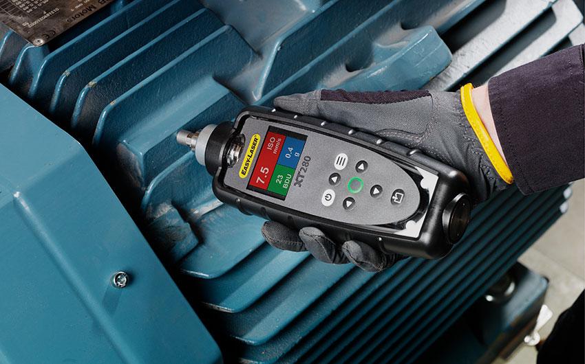 XT280 vibrometro