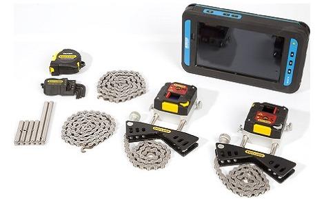 alineación de ejes laser Easy-Laser XT550
