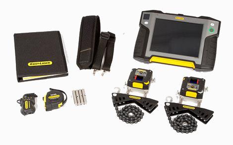 alineación de ejes laser Easy-Laser XT660