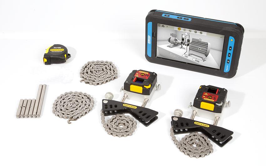 XT550 Alineador láser Easy-Laser