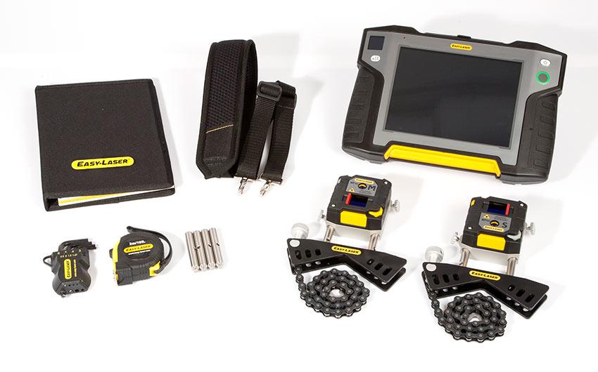 XT660 Alineador láser Easy-Laser