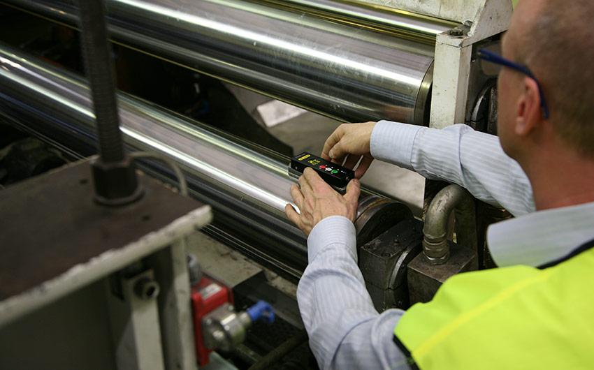 Aplicación de Nivel Digital Easy-Laser® E290