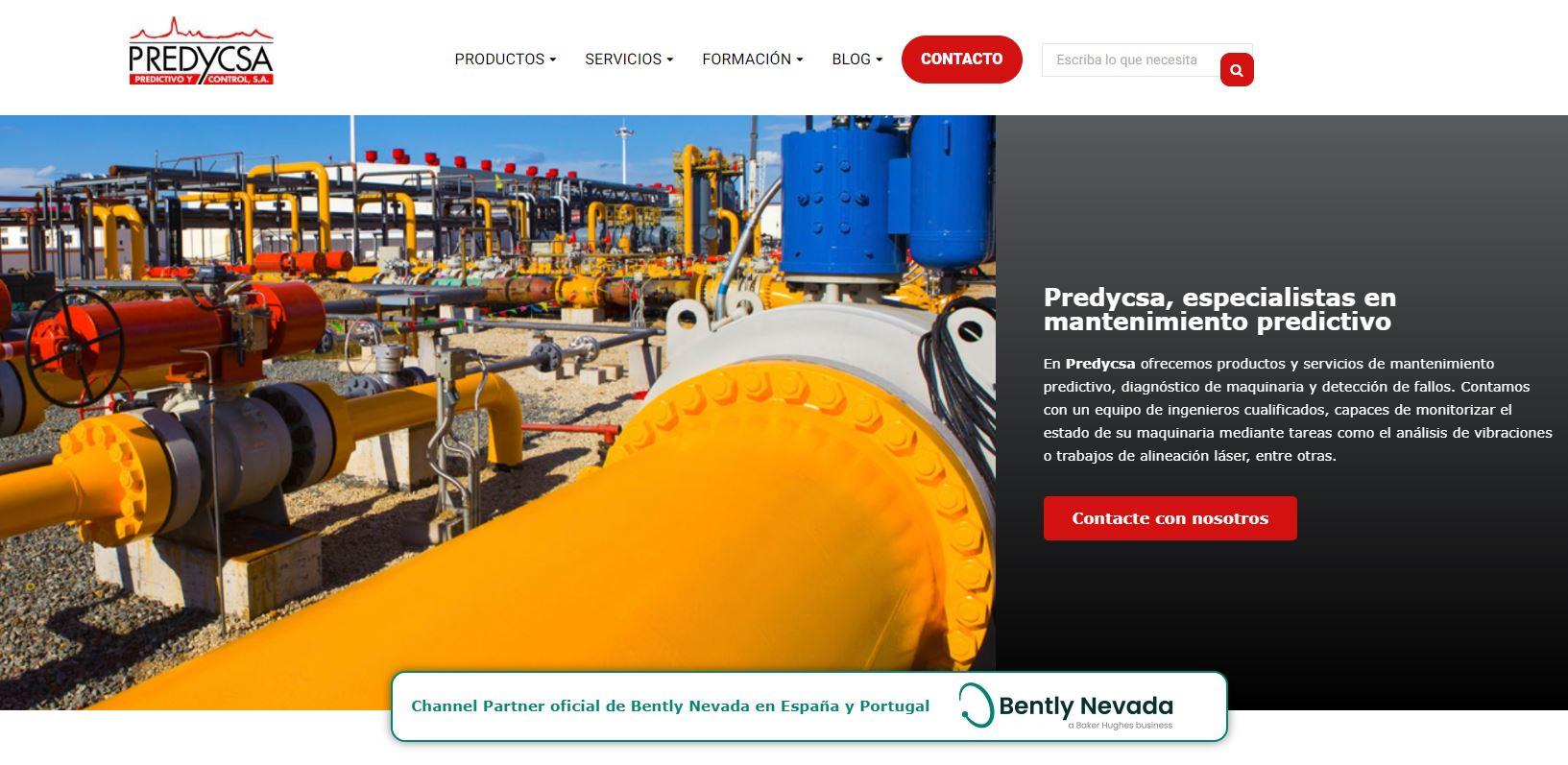 Web Predycsa